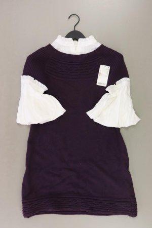 Orsay Strickkleid Größe M neu mit Etikett Neupreis: 29,9€! Kurzarm lila aus Baumwolle