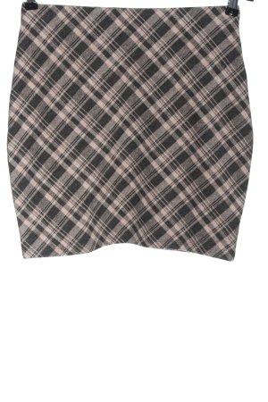 Orsay Jupe tricotée motif à carreaux style décontracté