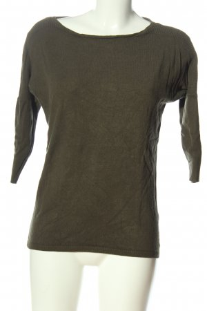 Orsay Knitted Jumper khaki casual look