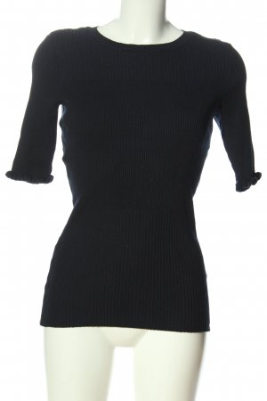 Orsay Knitted Jumper black-pink casual look