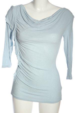Orsay Strickshirt hellgrau Casual-Look