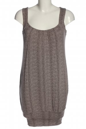 Orsay Knitted Top natural white-brown allover print casual look