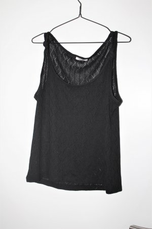 Orsay Knitted Top black
