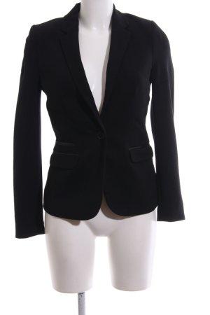Orsay Sweatblazer schwarz Business-Look