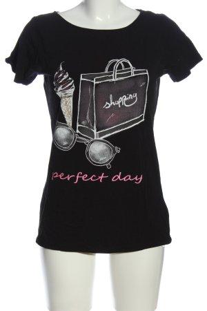Orsay T-Shirt Motivdruck Casual-Look