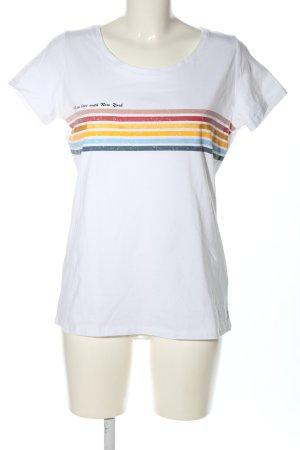 Orsay T-Shirt Schriftzug gedruckt Casual-Look