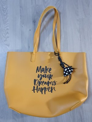 Orsay Shopper orange doré-orange clair