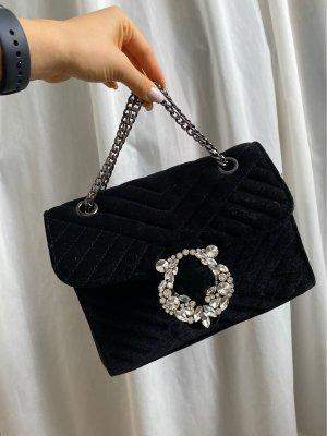 Orsay Tasche mit Diamanten-Details