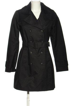 Orsay Trenchcoat noir style décontracté
