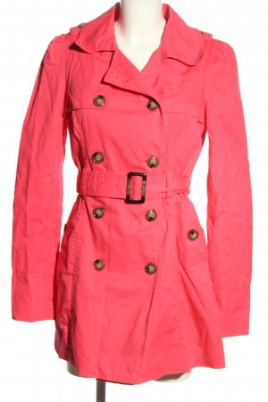 Orsay Trenchcoat pink Casual-Look