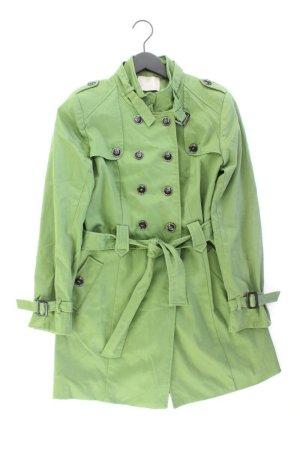 Orsay Trenchcoat vert-vert fluo-vert menthe-vert prairie-vert gazon-vert forêt