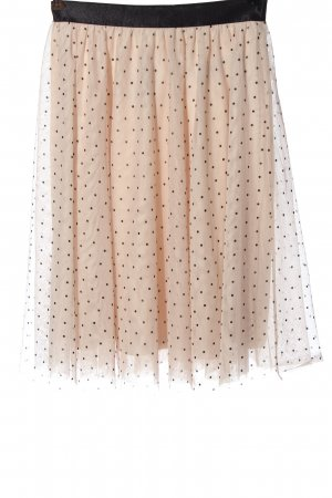 Orsay Tulle Skirt nude-black spot pattern casual look