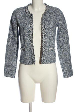 Orsay Tweed Blazer light grey flecked elegant