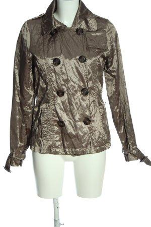 Orsay Übergangsjacke silberfarben Casual-Look
