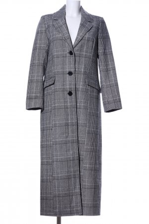 Orsay Between-Seasons-Coat check pattern business style