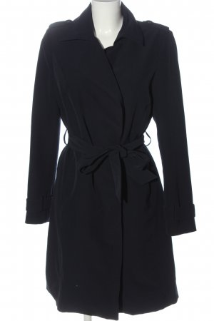 Orsay Übergangsmantel schwarz Casual-Look