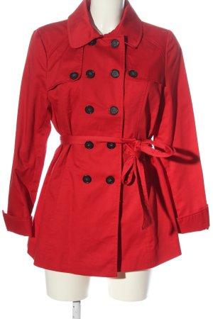 Orsay Übergangsmantel rot Casual-Look