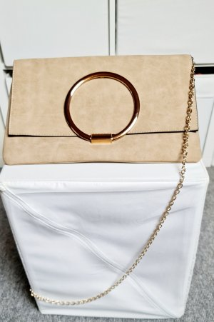 Orsay Bolso barrel marrón arena