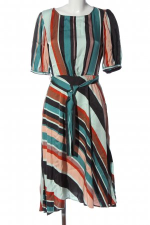 Orsay High Low Dress striped pattern casual look