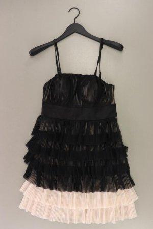 Orsay Robe à volants noir coton