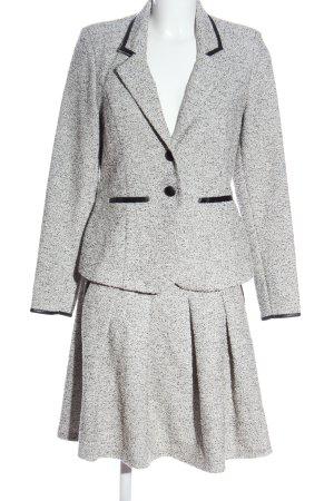 Orsay Ensemble tissé gris clair style d'affaires