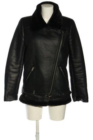 Orsay Winterjacke schwarz Casual-Look