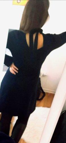 Orsay Vestido de lana azul oscuro