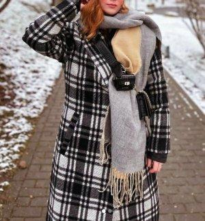 orsay wool blend coat