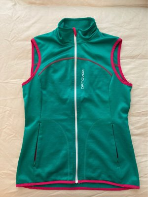 ORTOVOX Sports Vests magenta-green