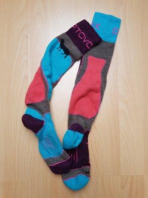 Ortovox Outdoor Socken bunt Wandersocken etwa 38/39