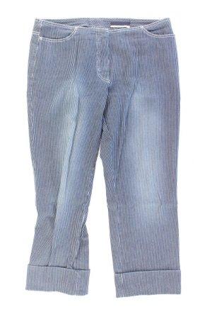 Orwell Jeans a 7/8 blu-blu neon-blu scuro-azzurro Cotone