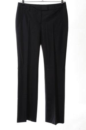 Orwell Anzughose schwarz Elegant