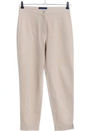 Orwell Pantalon de costume blanc cassé style décontracté
