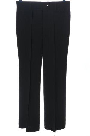 Orwell Pantalon zwart zakelijke stijl