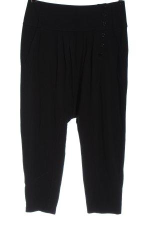 Orwell Pantalone largo nero stile casual