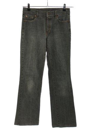 Orwell Jeans svasati grigio chiaro stile casual
