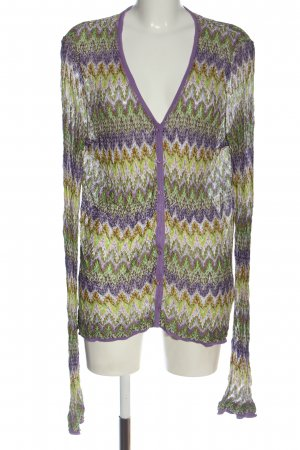 Orwell Cardigan allover print casual look