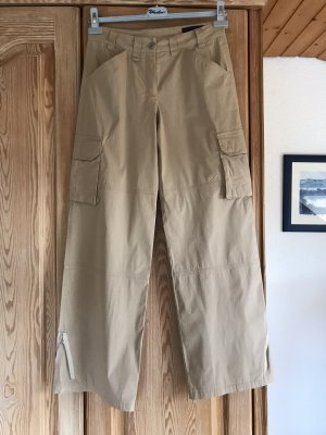 Orwell Pantalone cargo color cammello