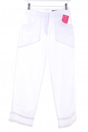 Orwell Chinos white casual look