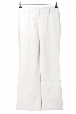 Orwell Corduroy Trousers natural white casual look