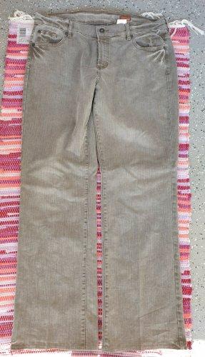 Orwell: Graue Jeans Used-Look (44)