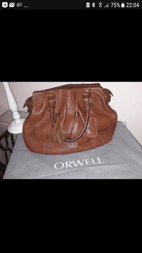 Orwell Handtas cognac