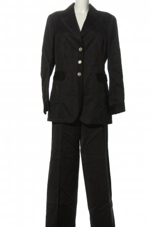 Orwell Trouser Suit black business style