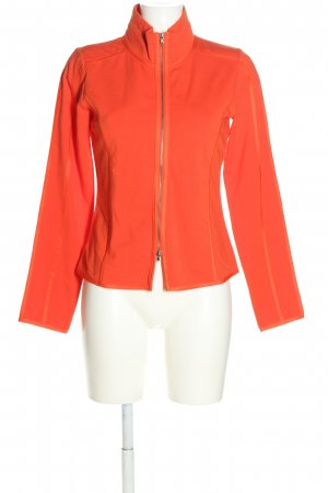 Orwell Jersey blazer licht Oranje casual uitstraling