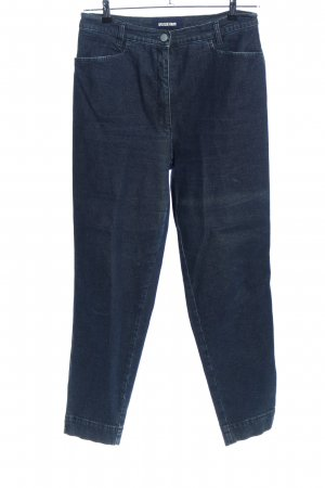 Orwell Carrot Jeans blue casual look