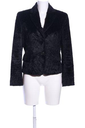 Orwell Fake Fur Jacket black casual look