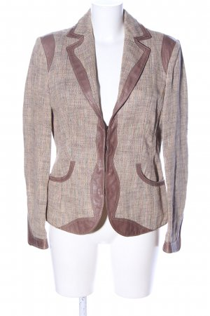 Orwell Kurz-Blazer meliert Business-Look