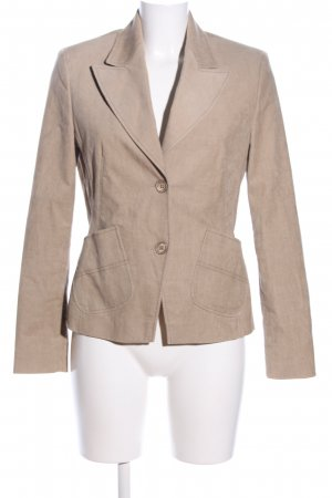 Orwell Kurz-Blazer wollweiß Business-Look