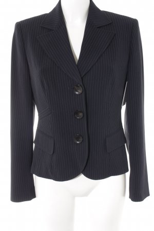 Orwell Kurz-Blazer schwarz Business-Look
