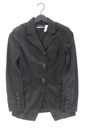 Orwell Coat black cotton